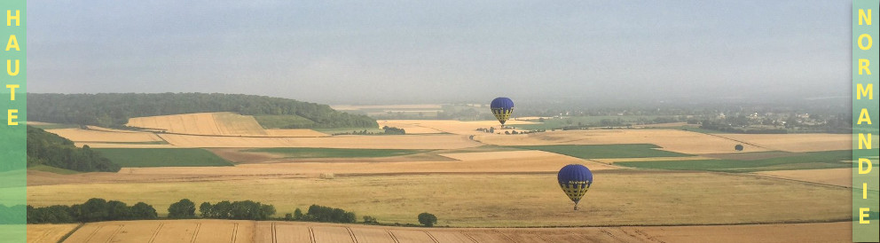 montgolfiere haute normandie
