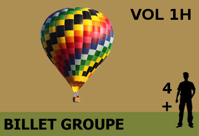 montgolfiere tarif
