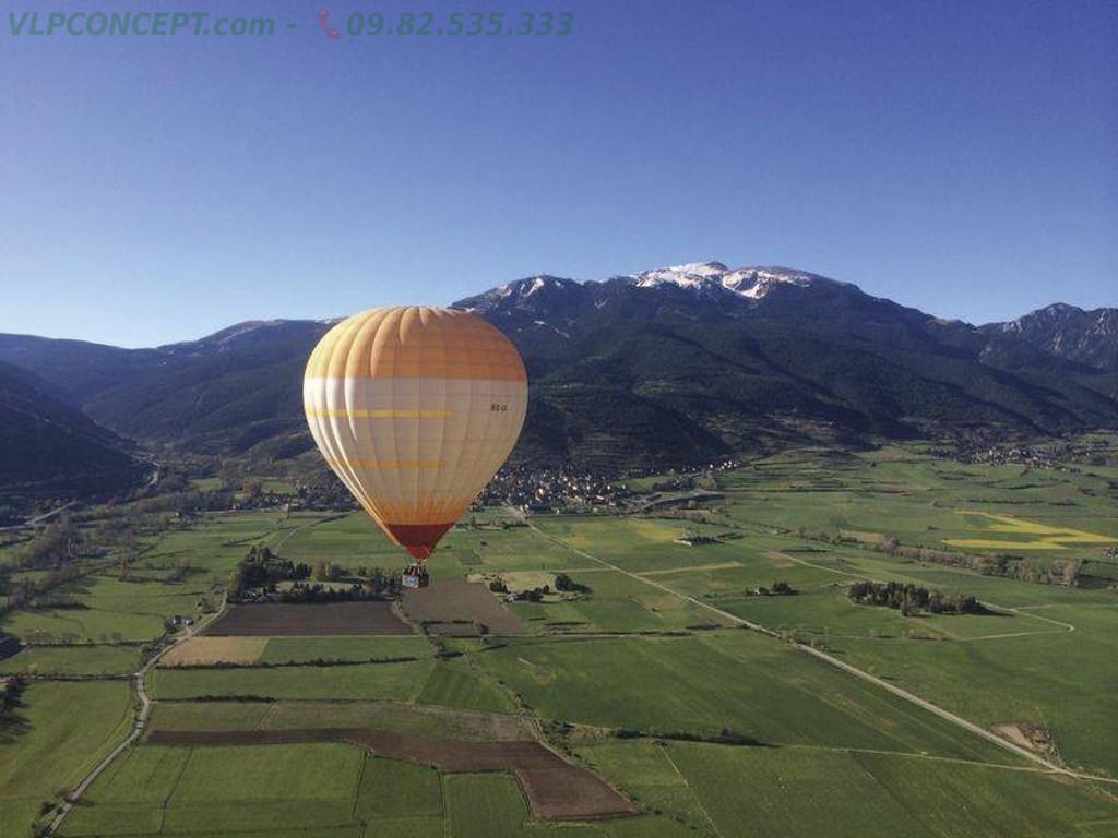 montgolfiere font romeu