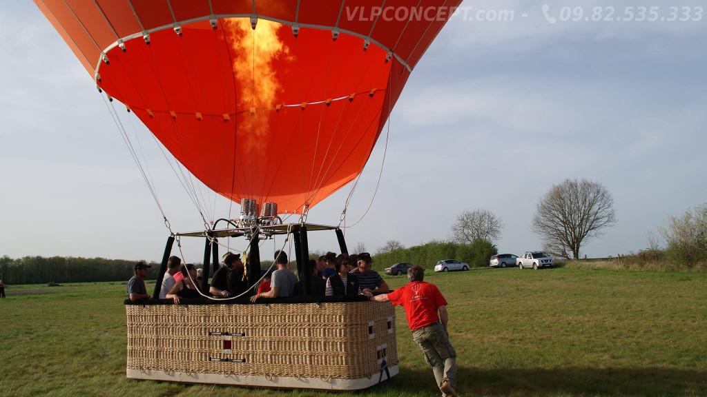 montgolfiere niort